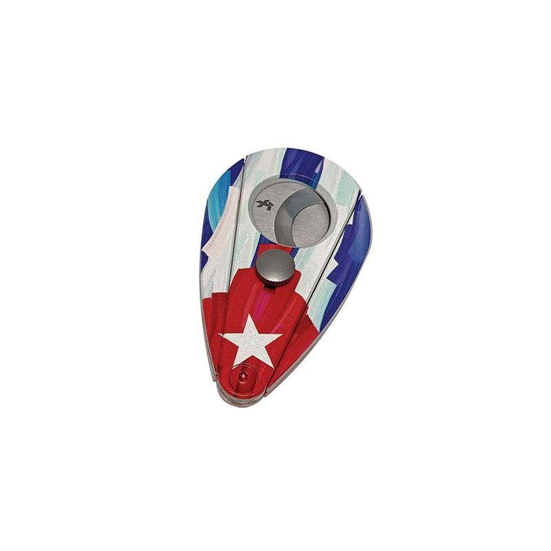 Tagliasigari Xikar XI2 Turano Cuba Flag
