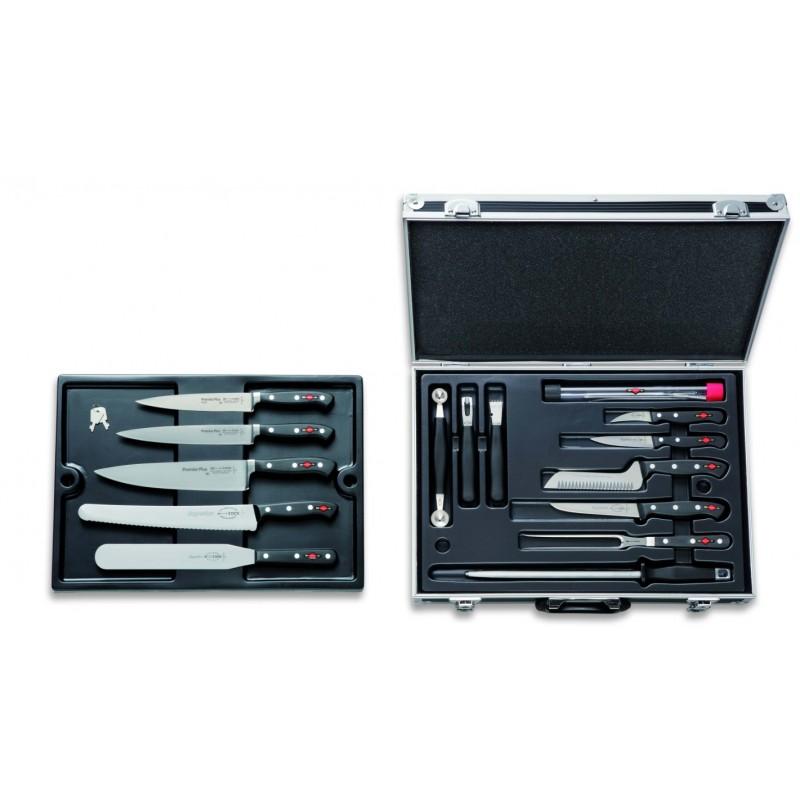 Borsa per chef  Dick Plaza con 15 strumenti, valigetta Chef