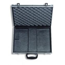 Dick magnetische Kochtasche mit 6 Stück (leer), Messertasche