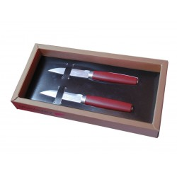 Mora classic steak knives set 1981, Made in Sweden.