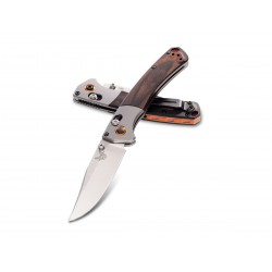 Coltello da caccia Benchmade Mini Crooked River, Survival knives