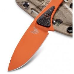 Benchmade Altitude 15200 Orange, survival knives