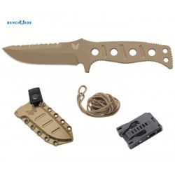 Benchmade Adamas 375 Fixed Blade Sand (Sand)