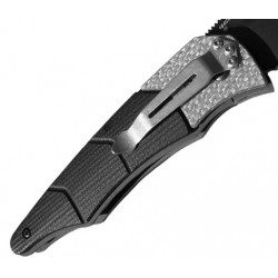Coltello tattico Benchmade Gravitator Hybrid 426 black.