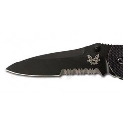 Coltello tattico Benchmade Apparition 672 Black w/ Optimiser, tactical knives.