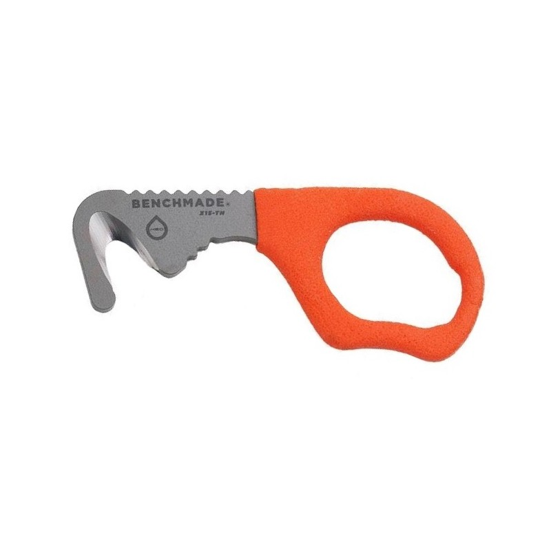 Benchmade Rescue strap cutter.