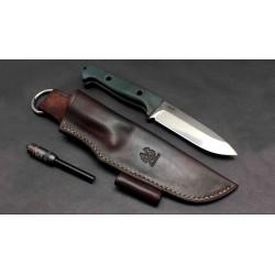 Benchmade Bushcrafter 162 knife, (survival knives).