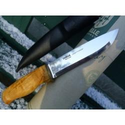 Helle hunting knife Jegermester 42, (hunter knife).