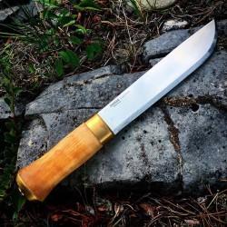 Helle Lappland 70 Messer (Jägermesser / Überlebensmesser).