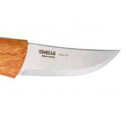 Helle Wind 180 hunting knife, (hunter knife / survival knives).