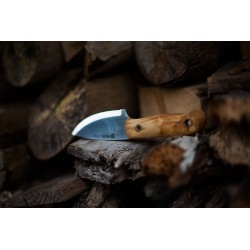 Helle Mandra 620 hunting knife, (hunter knife / survival knives).