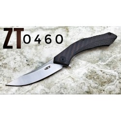 Zero Tolerance 0460, tactical knives, Designer D. Sinkevich.v