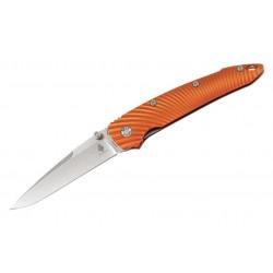 Kizer Silver Orange, Taktische Messer. Designer Kizer. (Kizer Messer).
