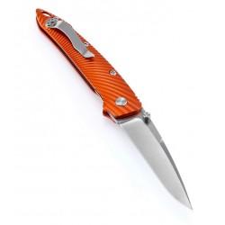 Coltello tattico Kizer Silver Orange, Tactical knives. Designer kizer.