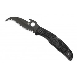 Spyderco Matriarch 2 Lightweight Tactical Knife, Military Folding Knives.