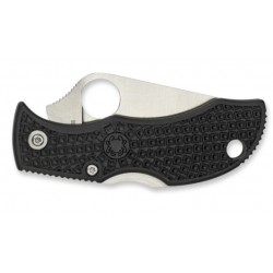 Spyderco knife Manbug flat wire, outdoor survival knives.