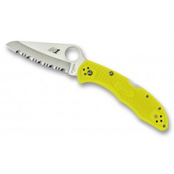 Coltello da sub Spyderco Salt 2 C88SYL2 Yellow, (Marine knives).