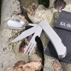 Posata da campeggio Ka Bar, posata per outdoor. (Survival knives)