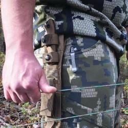 Ka Bar Becker Short Drop Point, Militärmesser Ka Bar. (taktische Messer)