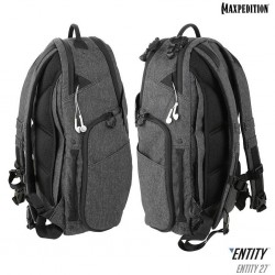 Maxpedition Entity 27 CCW- Enabled Laptop Backpack 27L color charcoal (carbone).