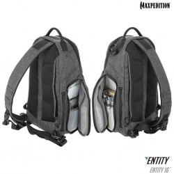 Maxpedition Entity 27 CCW- Enabled EDC Sling Pack 16L color charcoal (carbone).