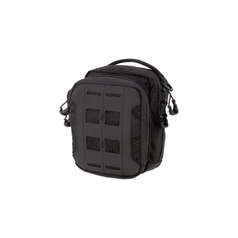 Maxpedition military bag AUP Accordion Utility Pouch Black, Maxpedition accordion bag.