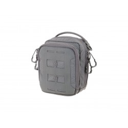Borsello militare Maxpedition AUP Accordion Utility Pouch Gray.