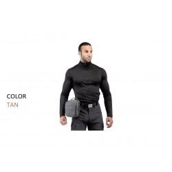 Maxpedition Militärtasche, AUP Akkordeon Utility Pouch Farbe Tan.
