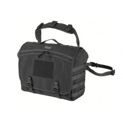 Militärtasche Maxpedition Vesper Laptop Umhängetasche schwarze Farbe