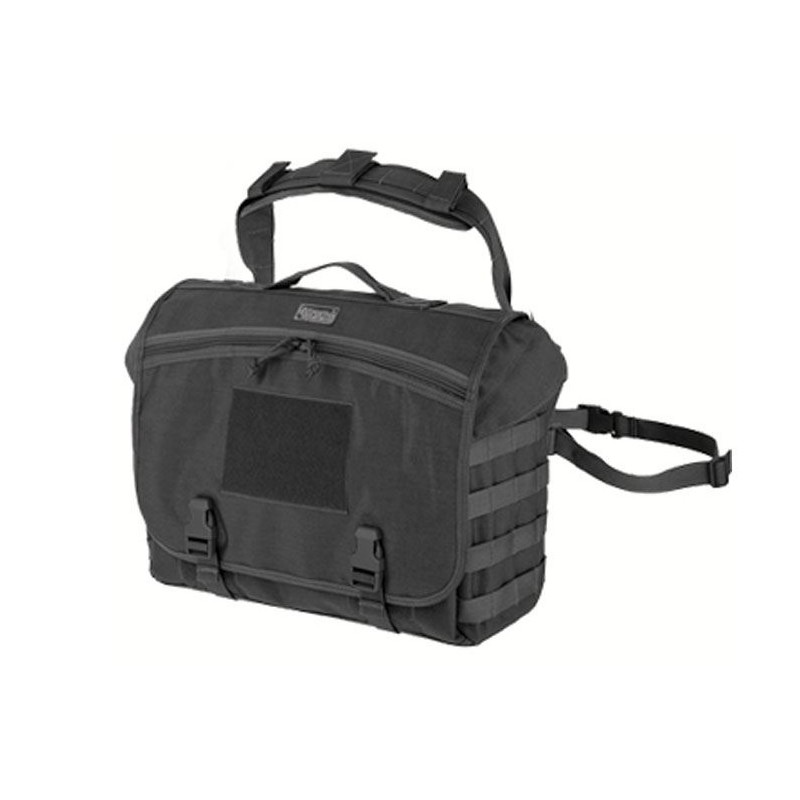 Military bag Maxpedition Vesper laptop messenger bag Black.
