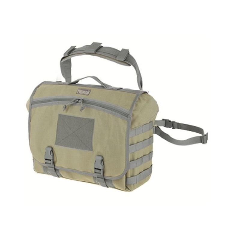 Military bag Maxpedition Vesper laptop messenger bag Khaki.
