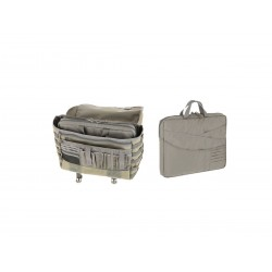 Borsa militare Maxpedition Vesper laptop messenger bag Khaki