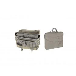 Borsa militare Maxpedition Vesper laptop messenger bag Khaki