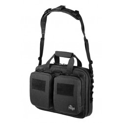 Maxpedition Vesper military bag for laptop messenger bag Black.