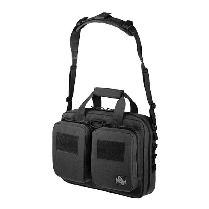 Borsa militare Maxpedition Vesper per laptop messenger bag black.