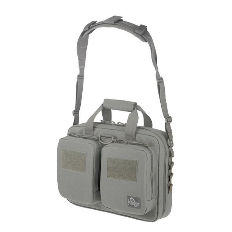 Maxpedition Vesper military bag for laptop messenger bag Green.