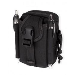 Maxpedition M-2 Waistpack schwarze Militärtasche.