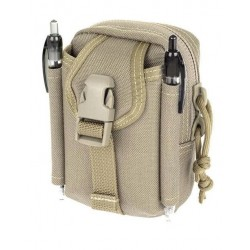 Maxpedition M-2 Waistpack Khaki military bag.
