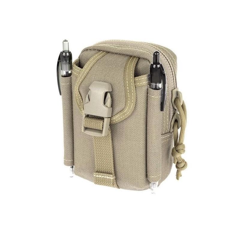 Maxpedition M-2 Waistpack Khaki military bag.