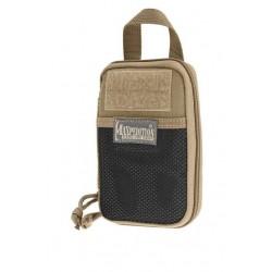 Borsello militare Maxpedition mini Pocket Organizer E.d.c. Khaki.