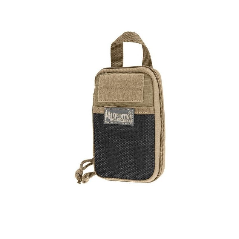 Military bag Maxpedition mini Pocket Organizer E.d.c. Khaki.