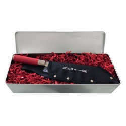Kitchen cleaver, Ajax Dick red spirit, 20 cm with box