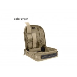 Borsello tattico Maxpedition Neatfreak Organizer, tracolla Maxpedition Green.