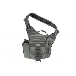 Maxpedition Jumbo Versipack Militärtasche in grüner Farbe.