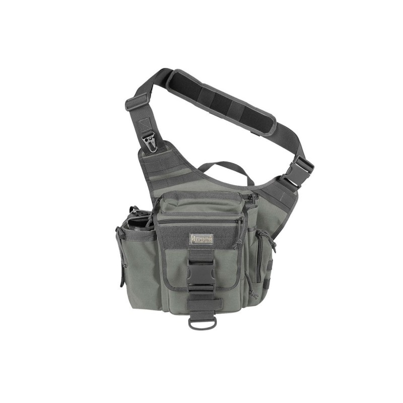 Borsello militare Maxpedition Jumbo Versipack Green