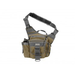 Maxpedition Jumbo military bag Versipack Khaki, Tactical bag made in U.s.a.