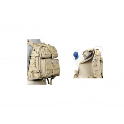 Zaino militare Maxpedition Condor II Backpack Green.