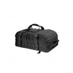 Maxpedition Military Backpack Fliegerduffel Adventure Bag Black, Military Tactical Bag made in U.s.a.