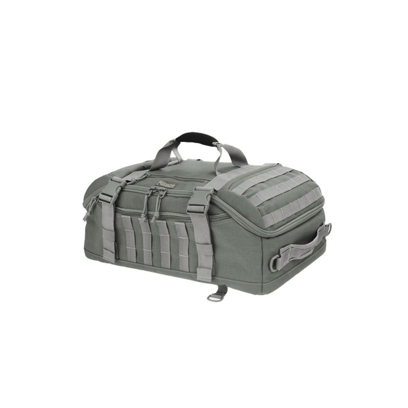 Maxpedition Military Backpack Fliegerduffel Adventure Bag Green, Military Tactical Bag made in U.s.a.