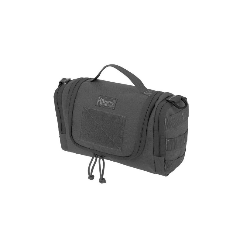 Maxpedition Military bag Aftermath toiletries bag Black, Military Tactical bag made in U.s.a.